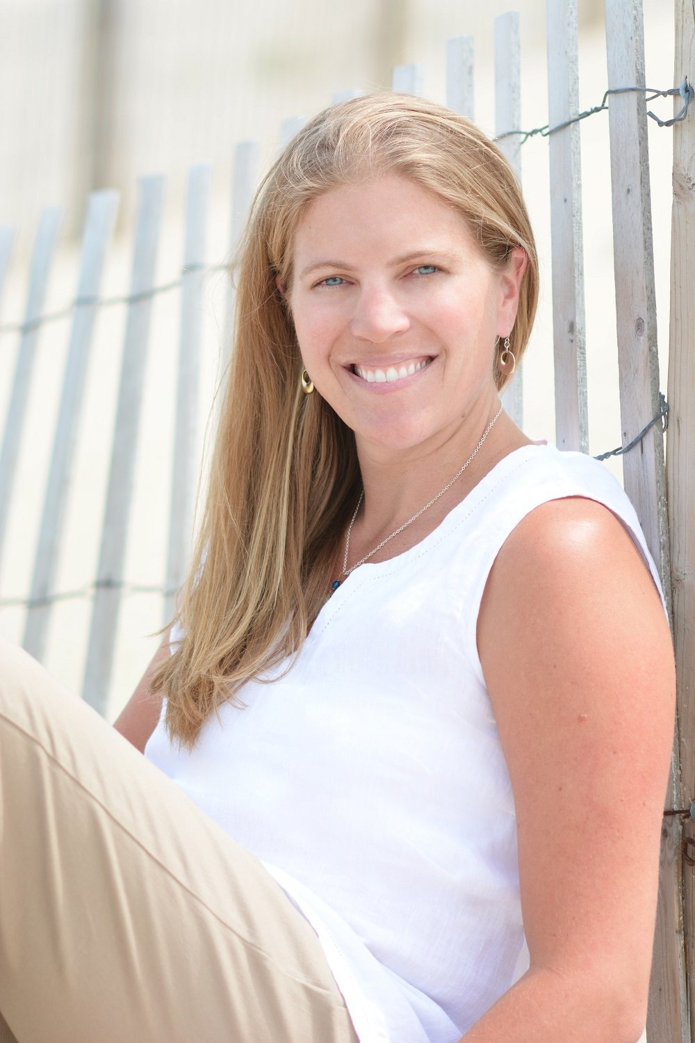 Christi Arndt, Bethany Beach Reator and Sales Manager for The Leslie Kopp Group